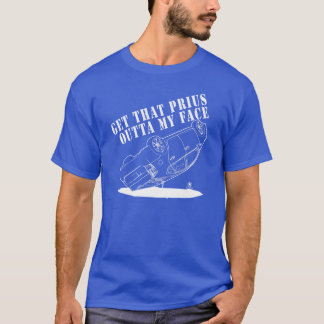 Prius Hybrid Earth Blues T-Shirt