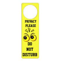 Privacy Please,Do Not Disurb Me!_ Door Hanger