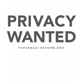 Privacy Wanted shirt