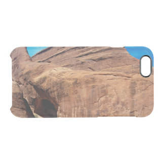 Private Arch Arches National Park Clear iPhone 6/6S Case