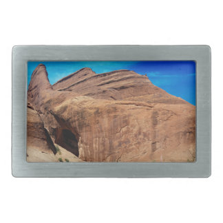 Private Arch Arches National Park Rectangular Belt Buckle
