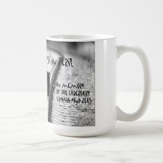 Private Citizens for Pets in Peril 2 Coffee Mugs