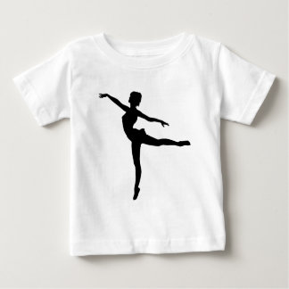 PRIVATE DANCER (silhouette - modern dance) ~ Baby T-Shirt