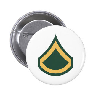 Private First Class 2 Inch Round Button