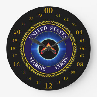 PRIVATE FIRST CLASS / PFC  / WALL CLOCK