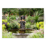 Private Garden Greeting Card