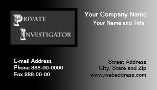 Private Business Cards Zazzle