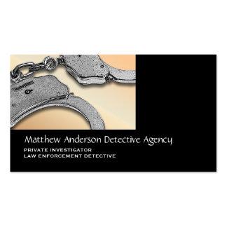 700 Private Investigator Business Cards and Private