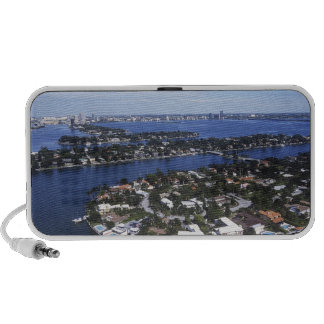 Private Island homes of Biscayne Bay, Star Laptop Speaker