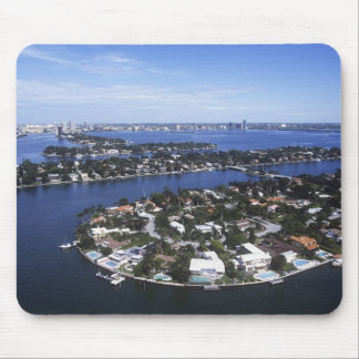 Private Island homes of Biscayne Bay, Star Mouse Pad