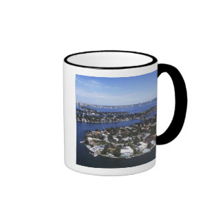 Private Island homes of Biscayne Bay, Star Ringer Coffee Mug