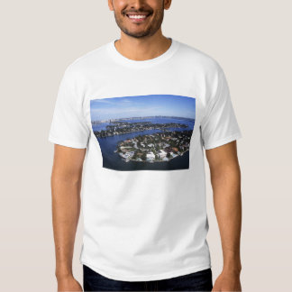 Private Island homes of Biscayne Bay, Star Tshirts