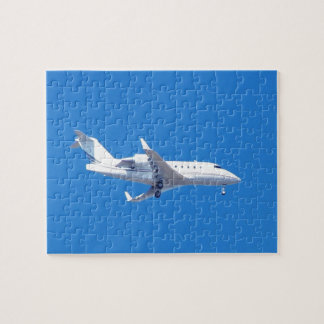 Private jet. jigsaw puzzle