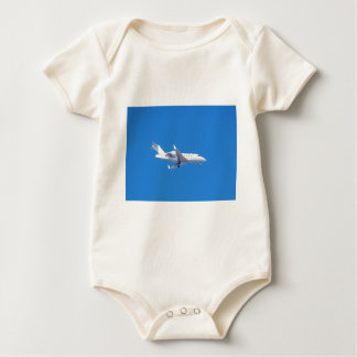 Private jet. romper