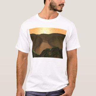 Private Paradise Sunset T-Shirt