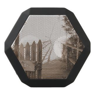 Private Pier Black Bluetooth Speaker