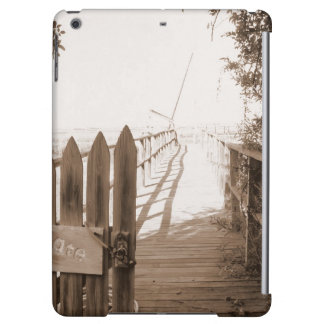 Private Pier iPad Air Cover