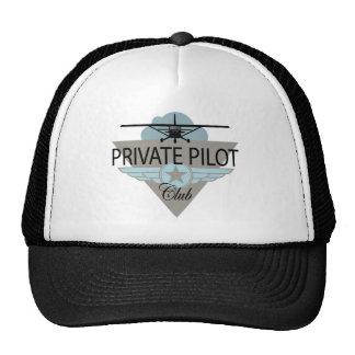 Private Pilot Club Trucker Hat
