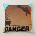 Private Pilot's Pillow: DANGER!