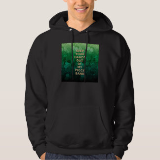Private Property Piggy Bank Hoodie