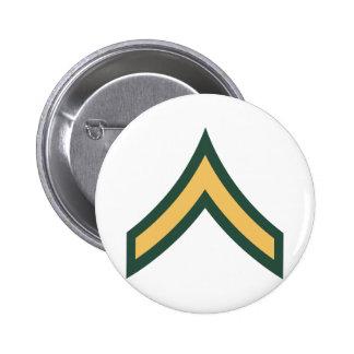 Private rank 2 inch round button