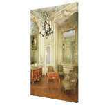 Private room of the Dauphine Marie-Josephe Stretched Canvas Prints