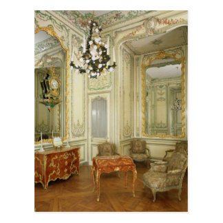 Private room of the Dauphine Marie-Josephe Postcard