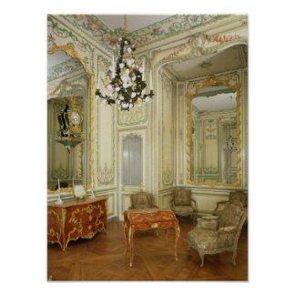 Private room of the Dauphine Marie-Josephe Poster