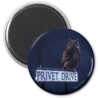 Privet Drive 2 Inch Round Magnet