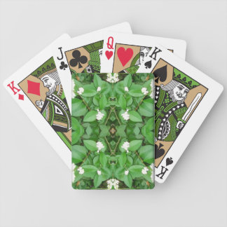 privit pretty 1 bicycle playing cards