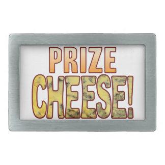 Prize Blue Cheese Rectangular Belt Buckle