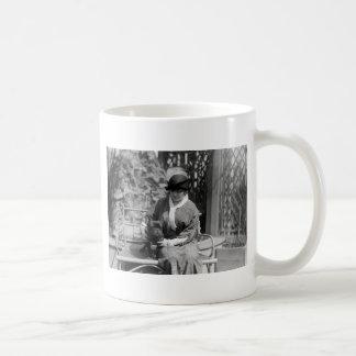 Prize Bulldog, 1910s Coffee Mugs