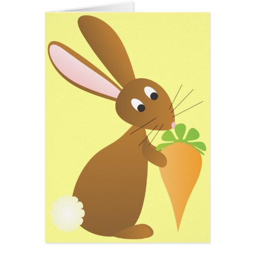 Prize Carrot Stationery Note Card