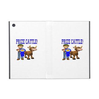 Prize Cattle iPad Mini Covers