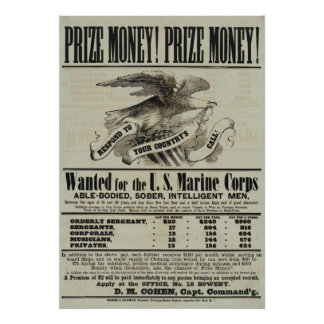 Prize Money! Poster