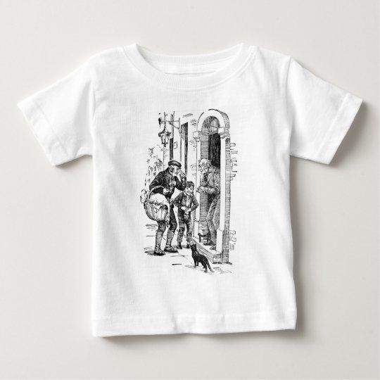 Prize Turkey to Camden Town Baby T-Shirt