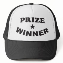 Prize Winner Trucker Baseball Cap Hat