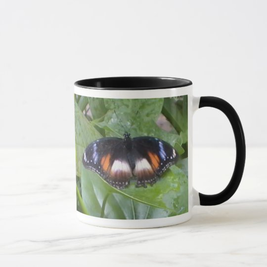 Prized Butterfly Mug