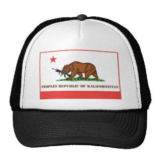 PRK- Peoples Republic of Kalifornistan Trucker Hat