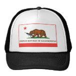 PRK- república popular de Kalifornistan Gorros