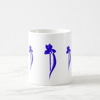 PRLimages Blue Iris Mug