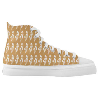 PRLimages Iris High Top Sneaker