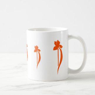 PRLimages Orange Iris Mug