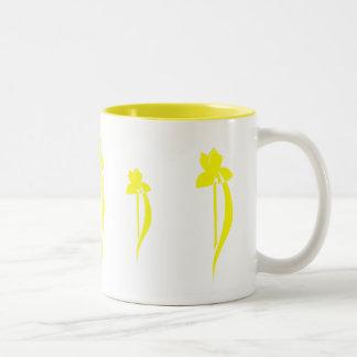 PRLimages Yellow Iris Mug