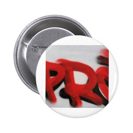 Pro 2 Inch Round Button