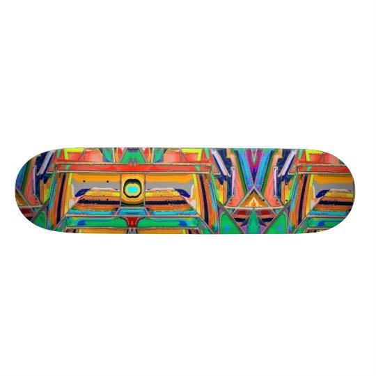 Pro 2 skateboard deck