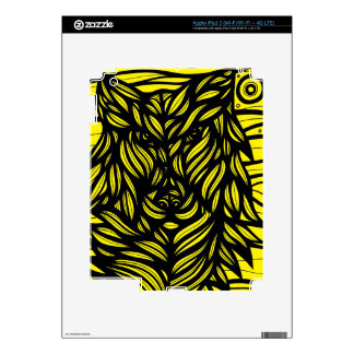 Pro-Active Pleasurable Classical Reserved Skins For iPad 3