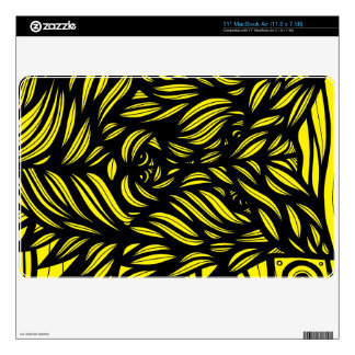 Pro-Active Pleasurable Classical Reserved Skins For MacBook Air