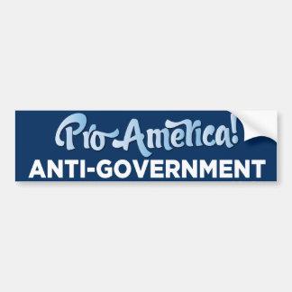 Pro America! Bumper Sticker
