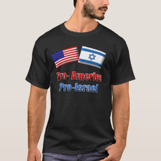 Pro-America/Israel T-Shirt